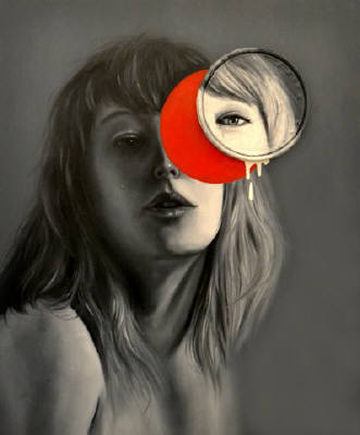 Artist: Alex Achaval, Title: The Red Eye for Nothing - click for larger image