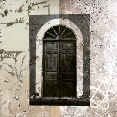 Artist: Brooke Westlund, Title: Door: Porto Italy - click for larger image