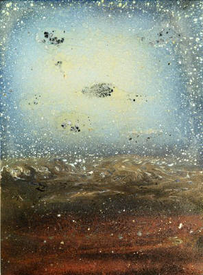 Artist: Dan Larsen, Title: A Solar Winter - click for larger image