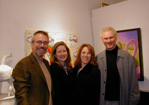 Artist: Gallery Event Photos, Title: AGROS Fundraiser - click for larger image