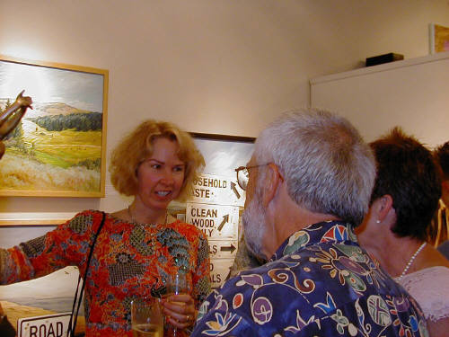 Artist: Gallery Event Photos, Title: August 13, 2003 - click for larger image