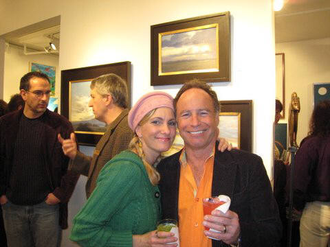 Artist: Gallery Event Photos, Title: Longtime friend Tamara   - click for larger image