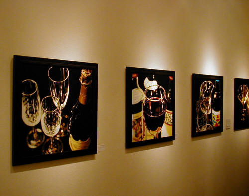 Artist: Gallery Event Photos, Title: Objects of Desire by Ray Pelley - click for larger image