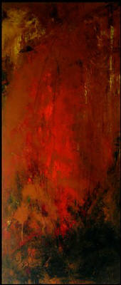 Artist: Mark Gatewood, Title: Inferno - click for larger image