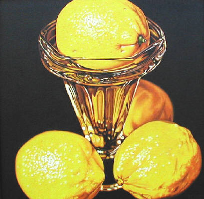 Artist: Ray Pelley, Title: Lemon Fresh - click for larger image