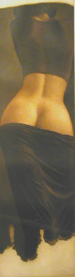 Artist: Willi Kissmer, Title: Long Half Nude VII - click for larger image