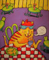 Debbie Tomassi - Cafe Cat