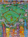 James Rizzi - Baseball the way it ought to be - 1987