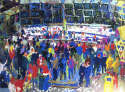 LeRoy Neiman - Chicago Options 1990