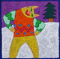Nancy Coffelt - Ski Sweater