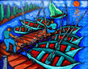 Rich Klopfer - Dock and Boats