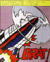 Roy Lichtenstein - As I Opened Fire (Left)